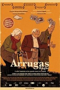 copertina film Arrugas+-+Rughe 2011