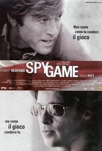 copertina film Spy+Game 2001
