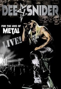 Dee Snider: For the Love of Metal Live! (2020)