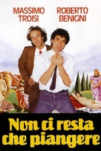 copertina film Non+ci+resta+che+piangere 1984