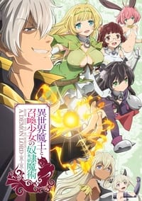 copertina serie tv How+NOT+to+Summon+a+Demon+Lord 2018