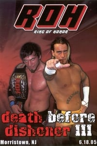 ROH Death Before Dishonor III
