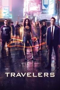 copertina serie tv Travelers 2016