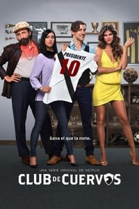 copertina serie tv Club+de+Cuervos 2015