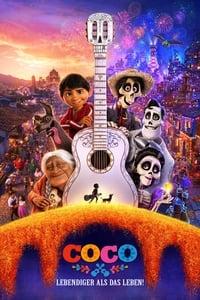 Coco - Lebendiger als das Leben! Poster