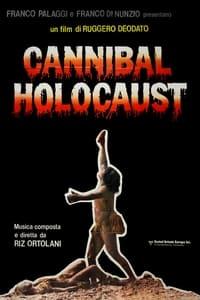 copertina film Cannibal+Holocaust 1980
