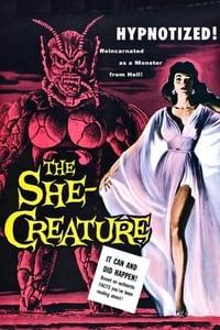 copertina film The+She-Creature 1956