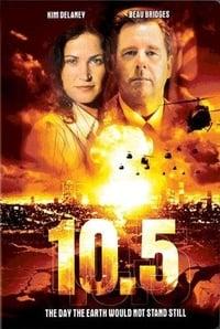 copertina serie tv Magnitudo+10.5 2004
