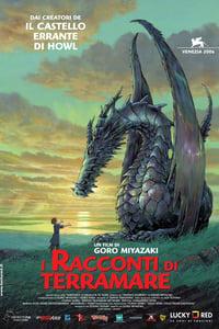 copertina film I+racconti+di+Terramare 2006
