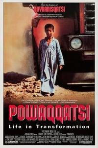 copertina film Powaqqatsi 1988