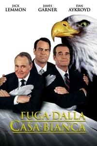 copertina film Fuga+dalla+Casa+Bianca 1996