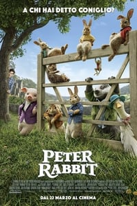copertina film Peter+Rabbit 2018