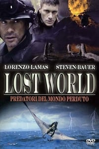 copertina film Lost+World+-+Predatori+del+mondo+perduto 2004