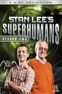 Stan Lee's Superhumans S02E09