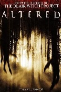copertina film Altered+-+Paura+dallo+spazio+profondo 2006