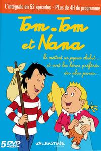 copertina serie tv Tom-Tom+et+Nana 1998