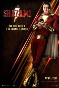 copertina film Shazam%21 2019