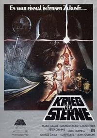 Krieg der Sterne Poster