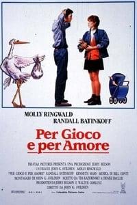 copertina film Per+gioco+e...+per+amore 1988