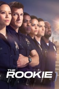 copertina serie tv The+Rookie 2018