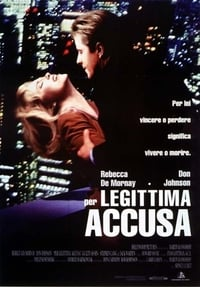 copertina film Per+legittima+accusa 1993