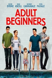 copertina film Adult+Beginners 2014