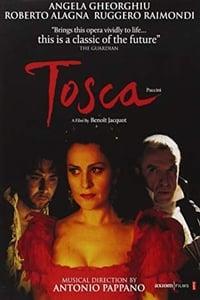 copertina film Tosca 2001