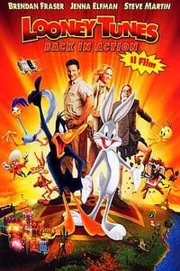 copertina film Looney+Tunes+-+Back+in+Action 2003