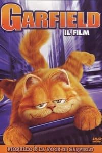 copertina film Garfield%3A+Il+film 2004