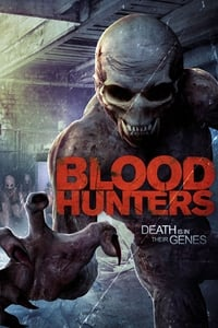 copertina film Blood+Hunters 2016