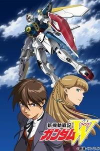 copertina serie tv Gundam+Wing 1995
