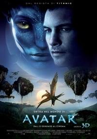 copertina film Avatar 2009