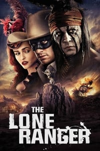 copertina film The+Lone+Ranger 2013
