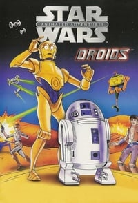 copertina serie tv Droids+Adventures 1985