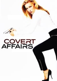 copertina serie tv Covert+Affairs 2010