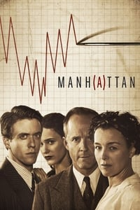 copertina serie tv Manhattan 2014