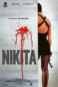 copertina film Nikita 1990