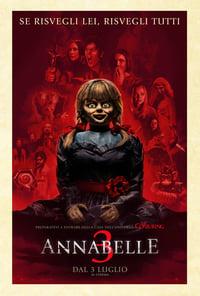 copertina film Annabelle+3 2019
