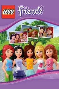 copertina serie tv LEGO+Friends 2012