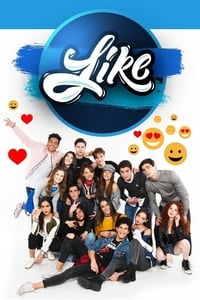 copertina serie tv Like%2C+la+Leyenda 2018