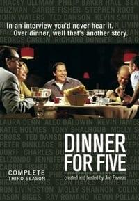 Dinner for Five S03E13