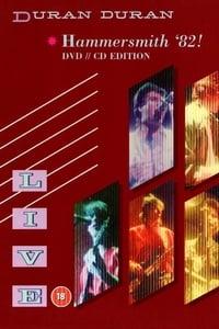Duran Duran - Live at Hammersmith '82!