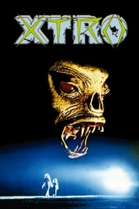 copertina film Xtro%2C+attacco+alla+Terra 1982