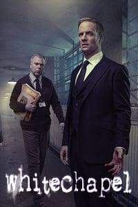 copertina serie tv Whitechapel 2009