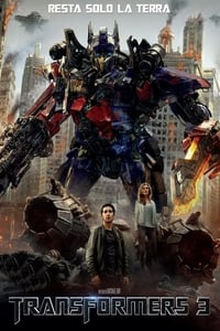 copertina film Transformers+3 2011
