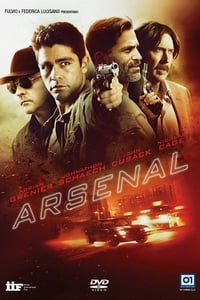 copertina film Arsenal 2017