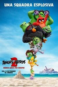 copertina film Angry+Birds+2+-+Nemici+amici+per+sempre 2019