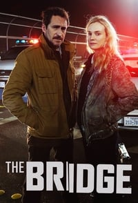 copertina serie tv The+Bridge 2013