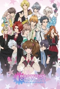 copertina serie tv Brothers+Conflict 2013