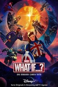 copertina serie tv What+If...%3F 2021